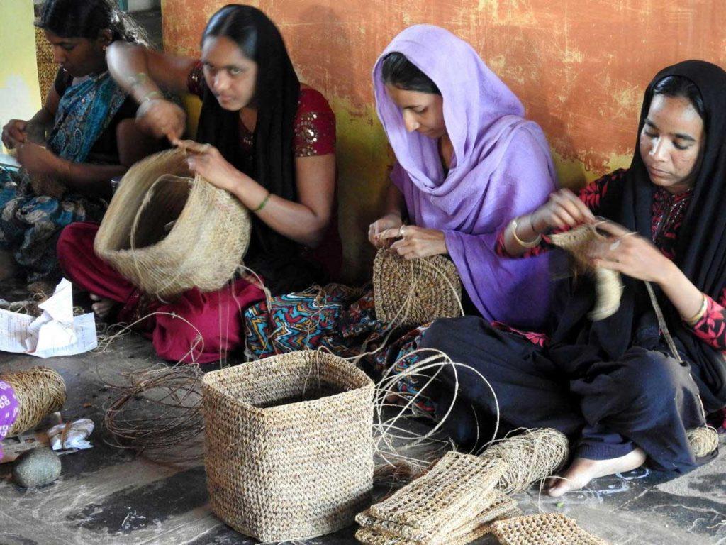 crafts tourism village Karnataka