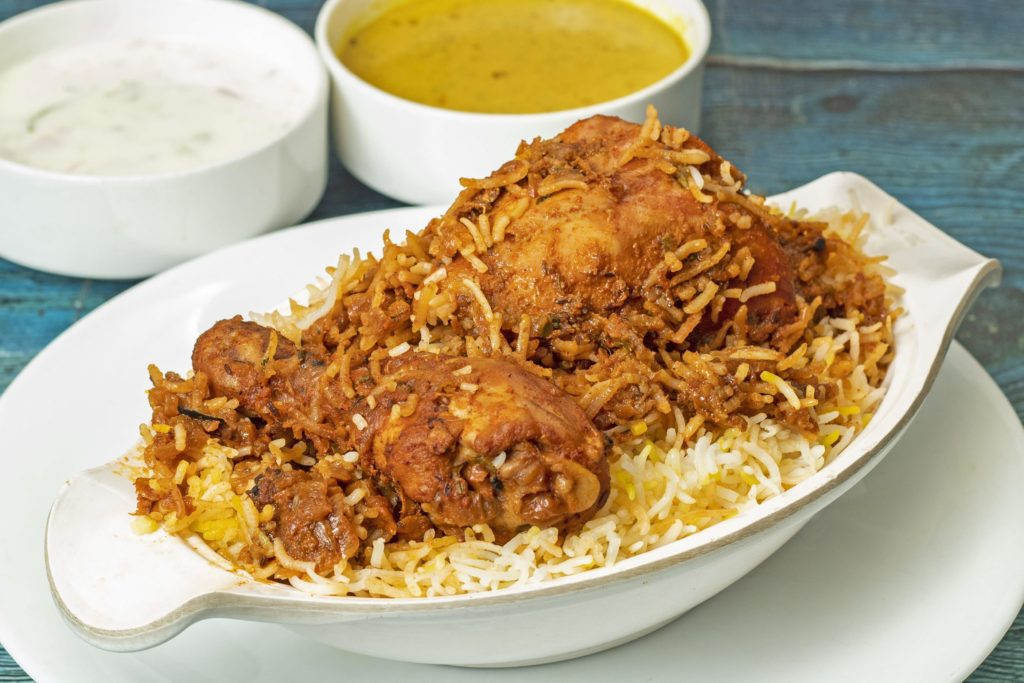 best biryani places in bangalore