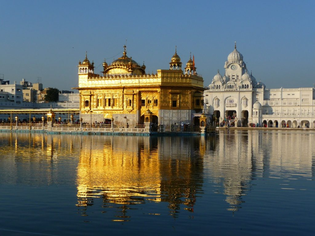 facts about golden temple of amritsar