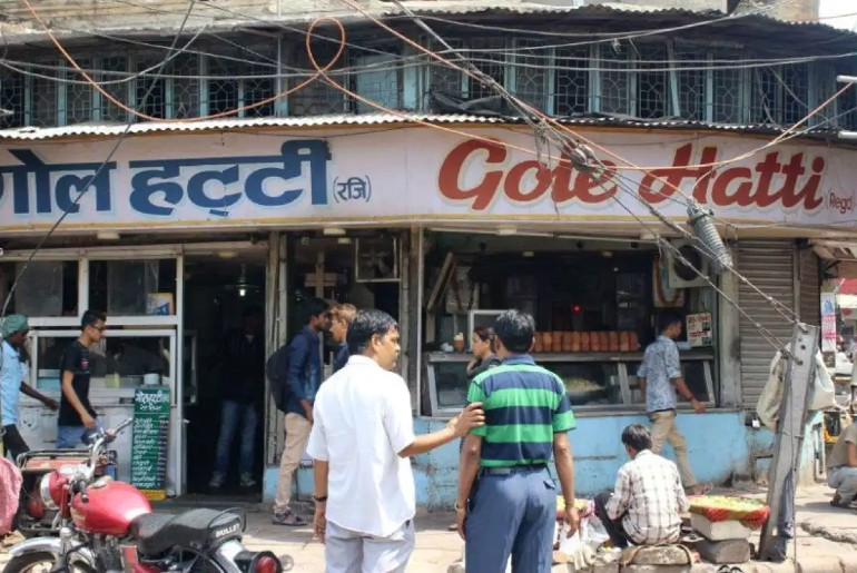 Kulhad Dahi Vada Gole Hatti Chandni Chowk