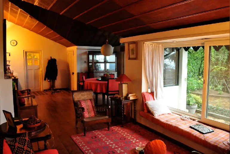 Charming Homestay Mussoorie Work from Mountains