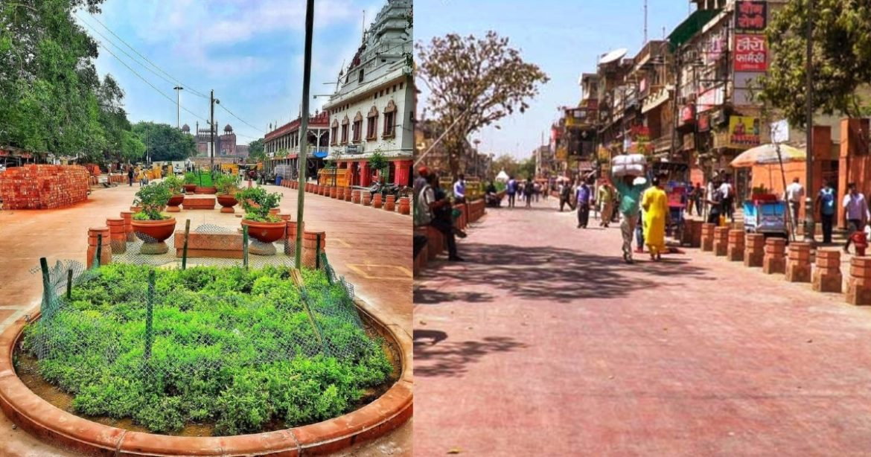 Revamped Look Delhi Chandni Chowk