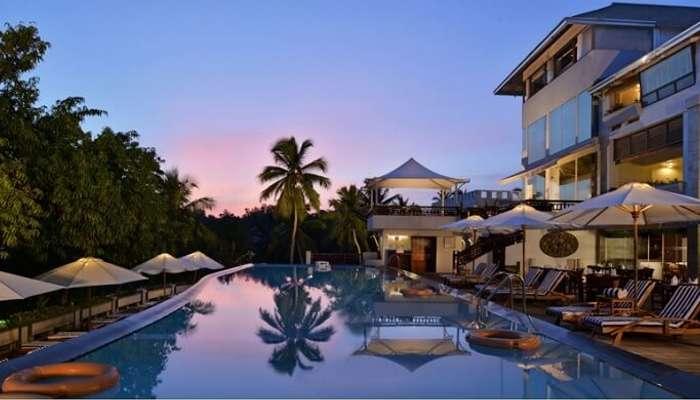 beach resorts kerala