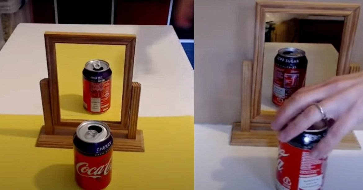 optical illusion the real thing