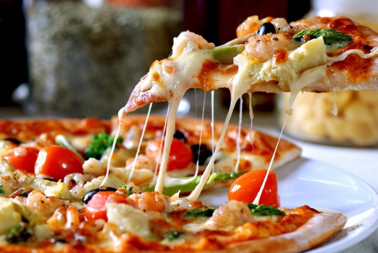 Unlimited Pizza and Pasta