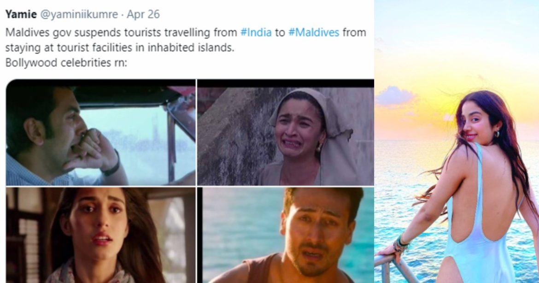 Bollywood Celebrities Maldives