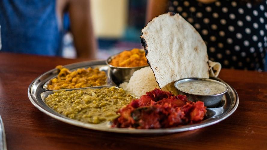bhojan delhi and bangalore