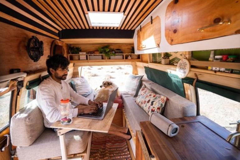 Campervan Home