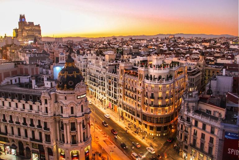Spain Celebrates End Of Lockdown