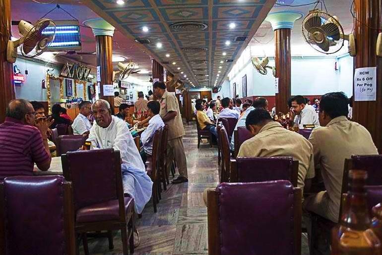 Wine Shop Kolkata