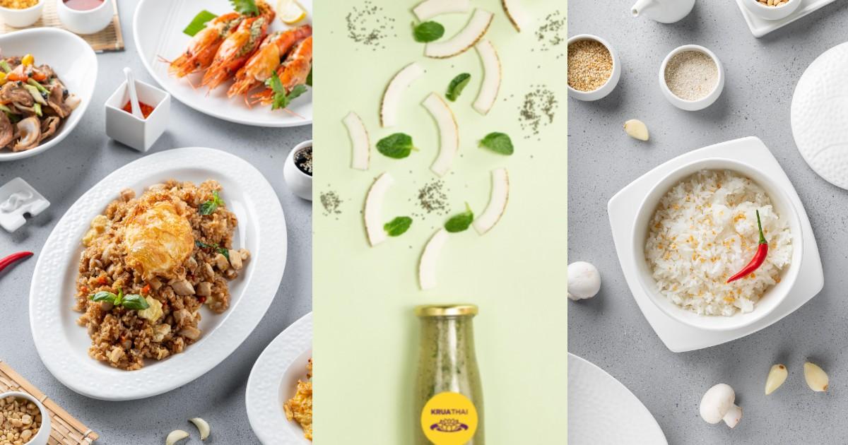Krua Thai Restaurant Gurgaon COVID Special Healthy Menu Immunity