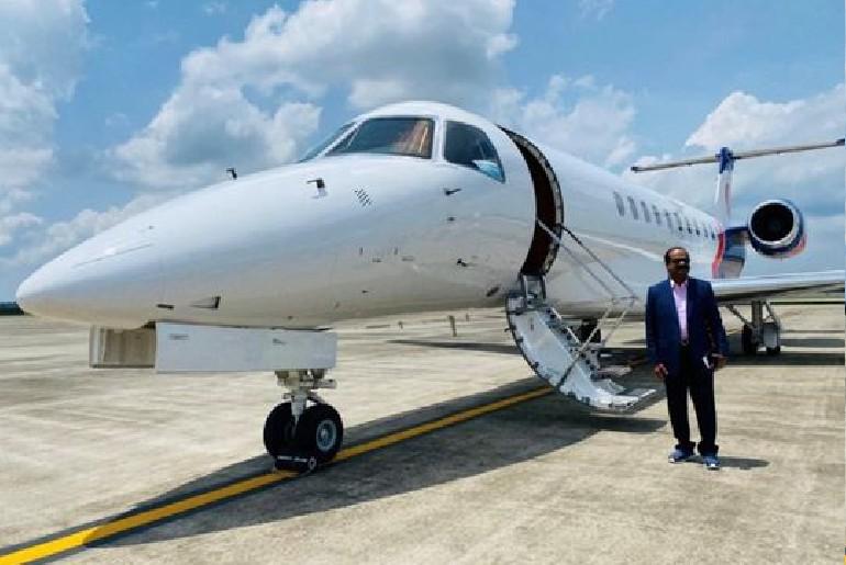Private Jet UAE India