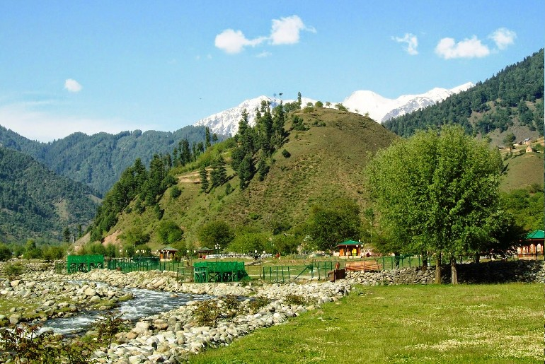 Kokernag J&K Kashmir