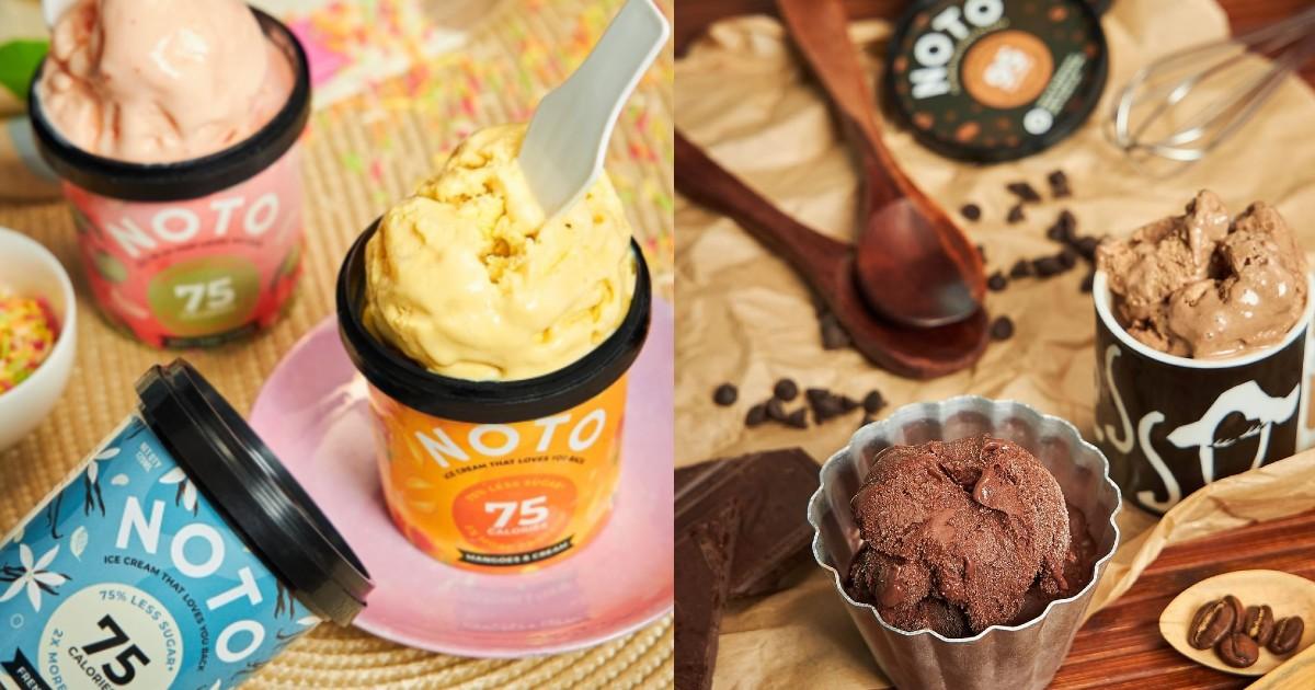 NOTO Ice-Creams