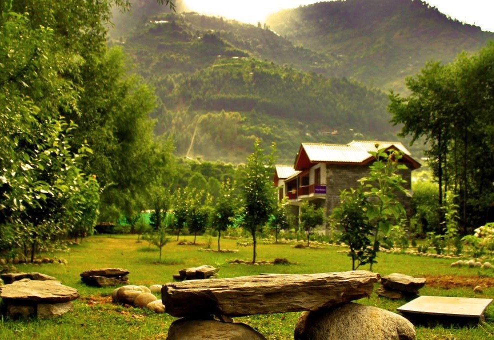 Homestays Himachal Work From Mountains