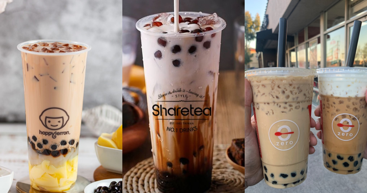 Bubble Tea In Dubai