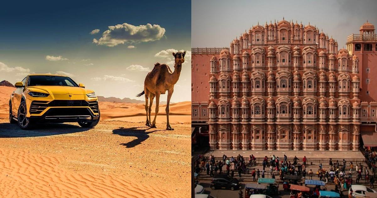 Mumbai To Rajasthan Road Trip