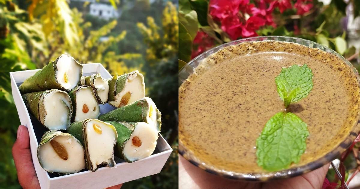 Garhwali Kumaoni Delicacies Uttarakhand