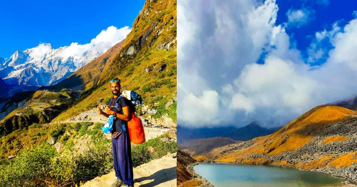 24-Year-Old Guy Is Walking Thousands Of Kilometres Across India