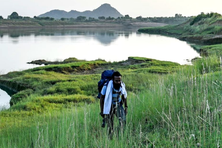 siddharth agarwal ganga walk