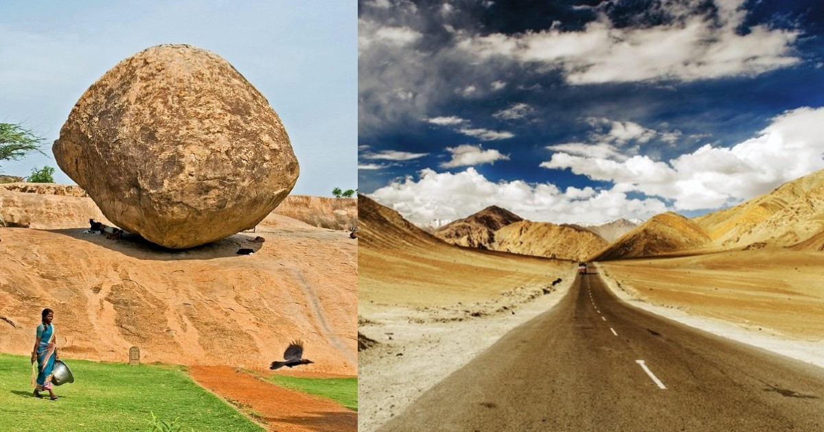 anti gravity places in india