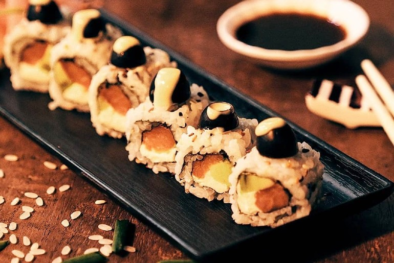 best sushi restaurants in bangalore
