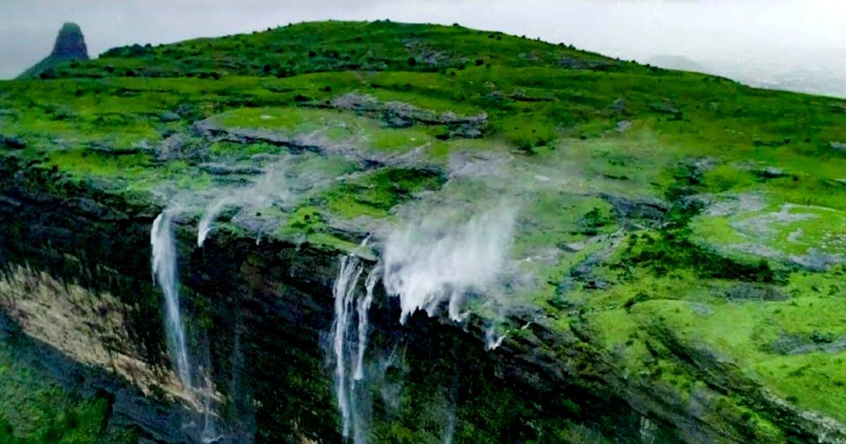 reverse waterfalls in maharashtra