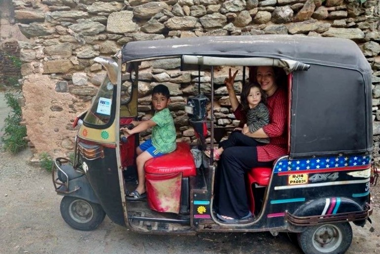 jaipur auto driver in france