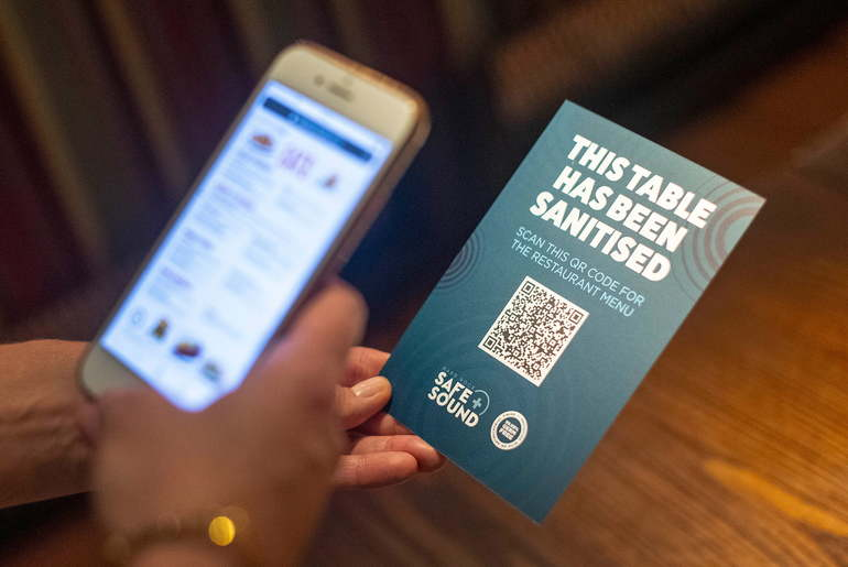 Contactless Technologies Safer Travel