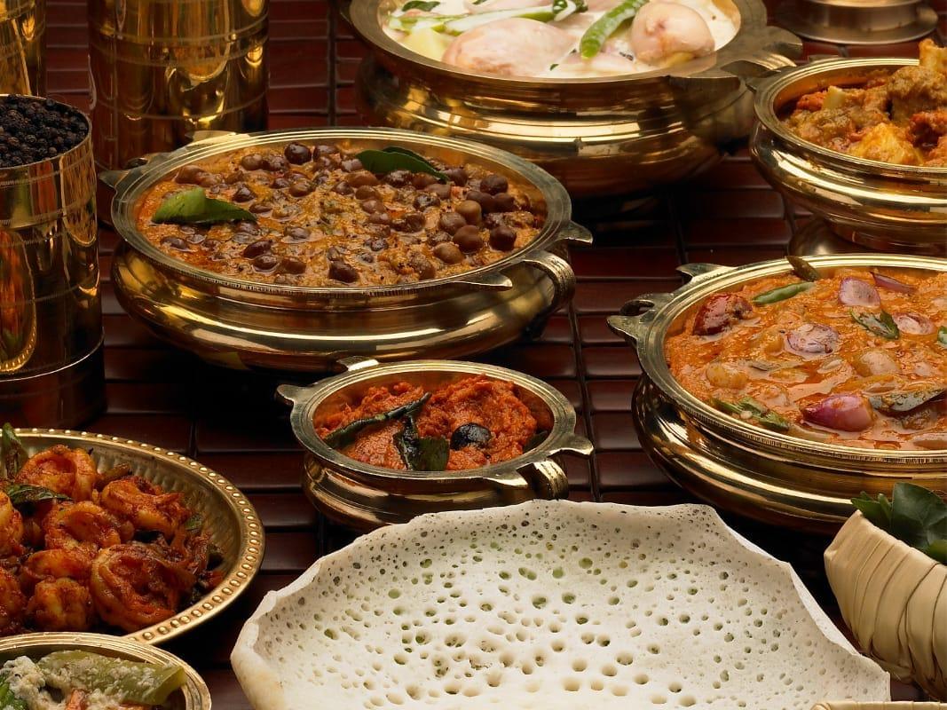 chennai restaurants offer meals