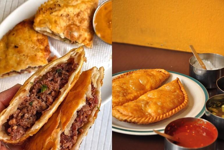 Majnu Ka Tilla Foods