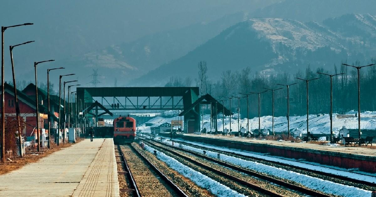 Oldest Railway Station India Heritage Site