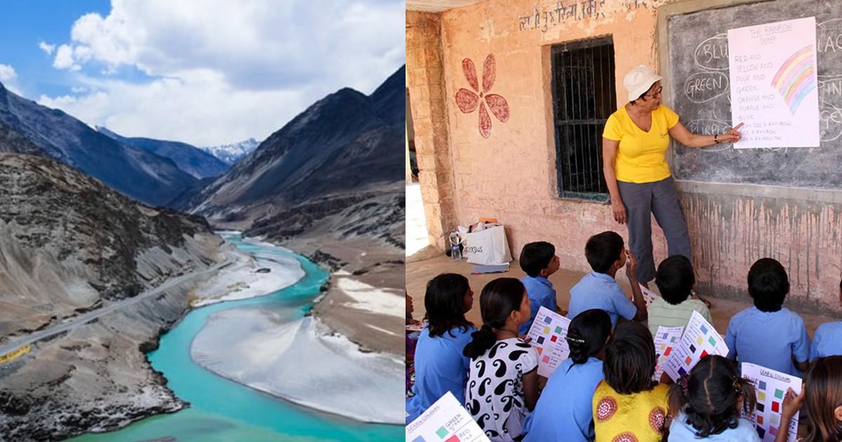 Indian Organisations Volunteer Traveling