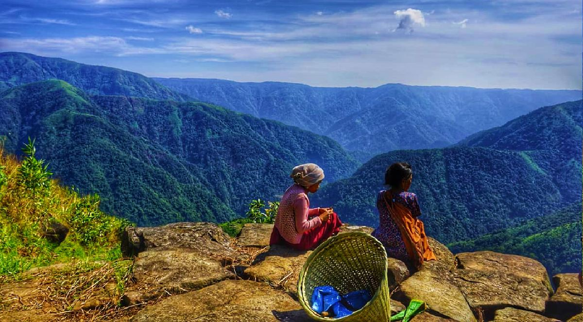 Meghalaya's Whistling Village Kongthong Nominated As 'Best Tourism Village'  In India & Here's Why It's A Must-Visit