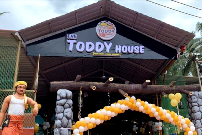 the toddy house mangalore