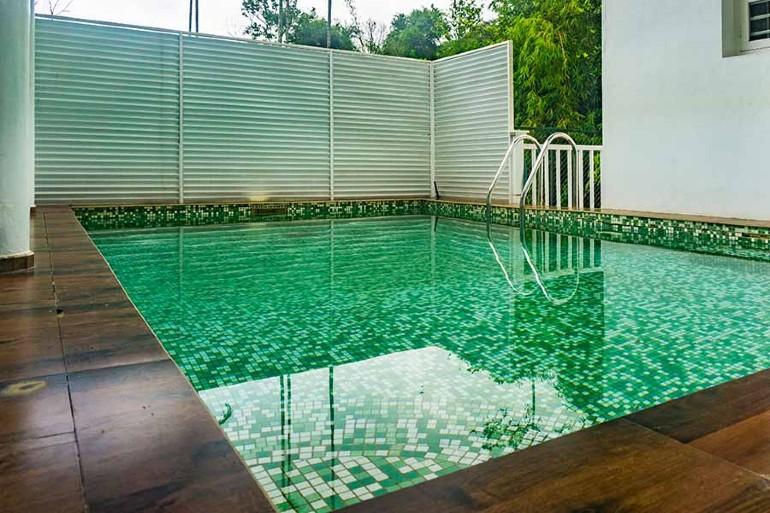 European-Style Hermas Villa Wayanad