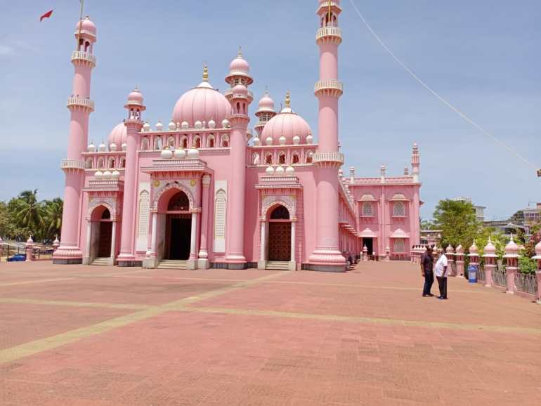 mosque man kerala