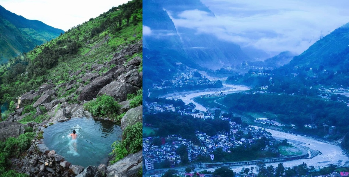 This Natural Swimming Pool In Uttarakhand Has Made It To Anand Mahindra's Bucket List