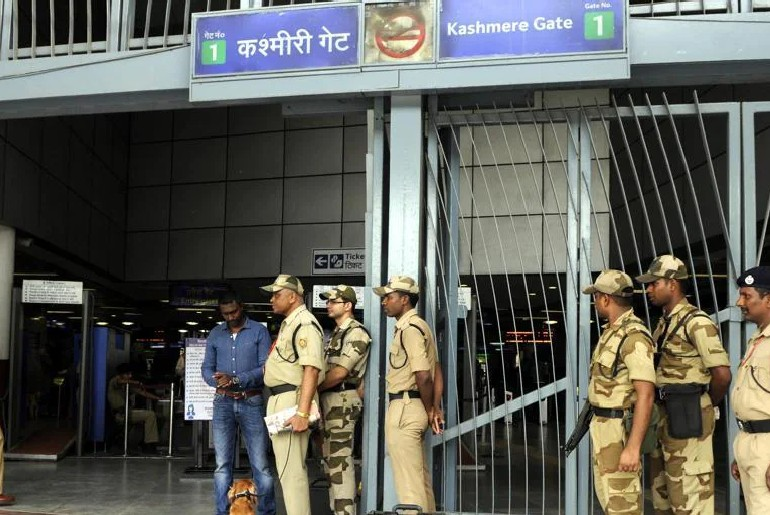 First Fastag-Based Cashless Parking Facility India