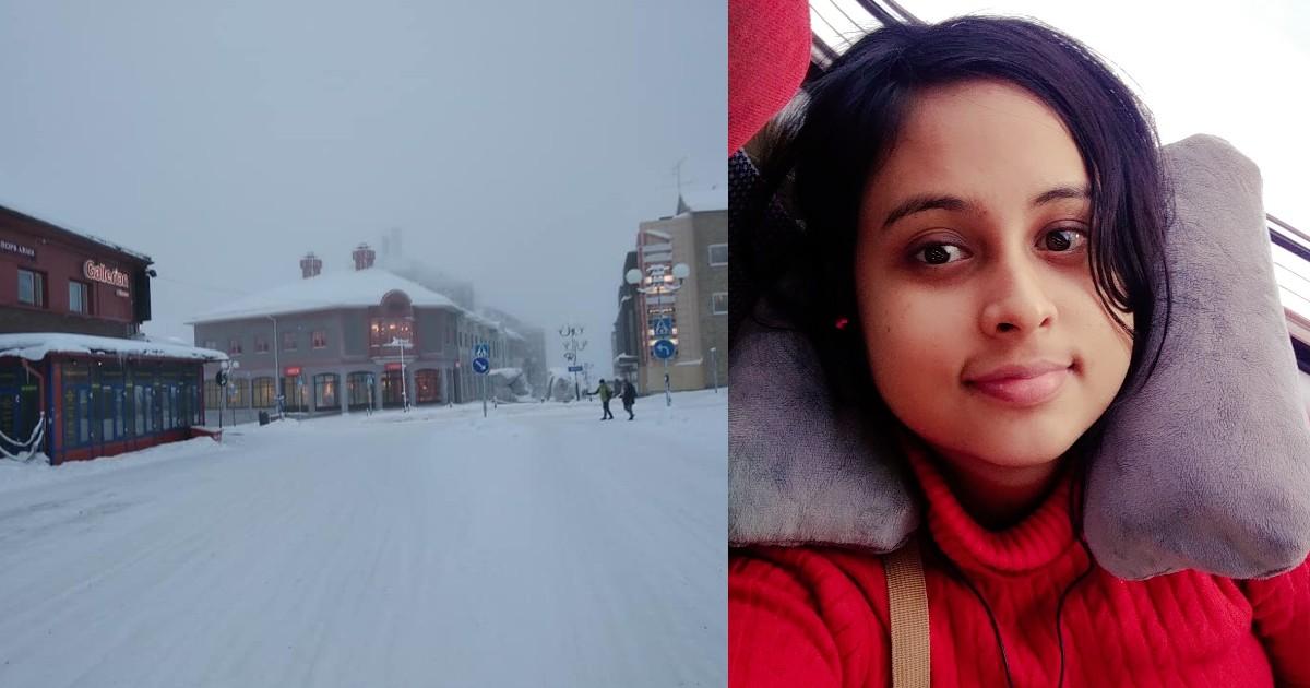 Kiruna Arctic Circle