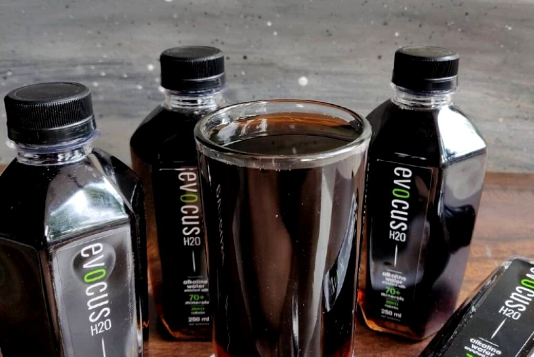 Black Water Costs 200 Percent More Than Regular Water & Celebrities Love It; Here's Why