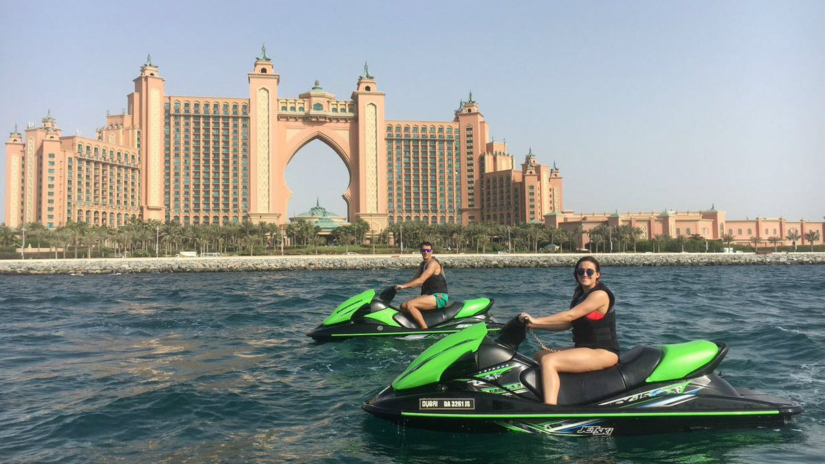Jet Skis Banned From Entering Palm Jumeirah, Dubai Harbour Areas; Violators Will Be Penalized