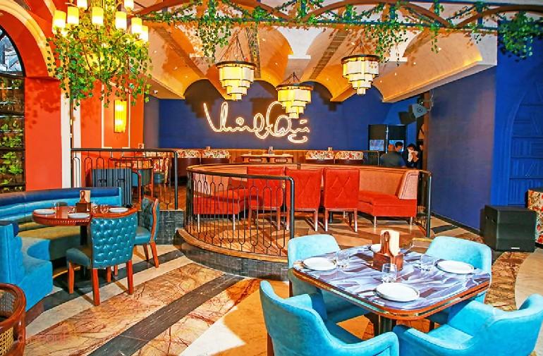 Virat Kohli Restaurant Kolkata