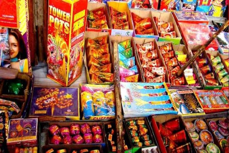 Delhi Ban Firecrackers