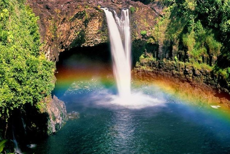 best places for rainbow in india