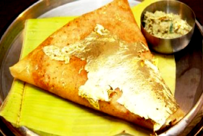 foods with gold India