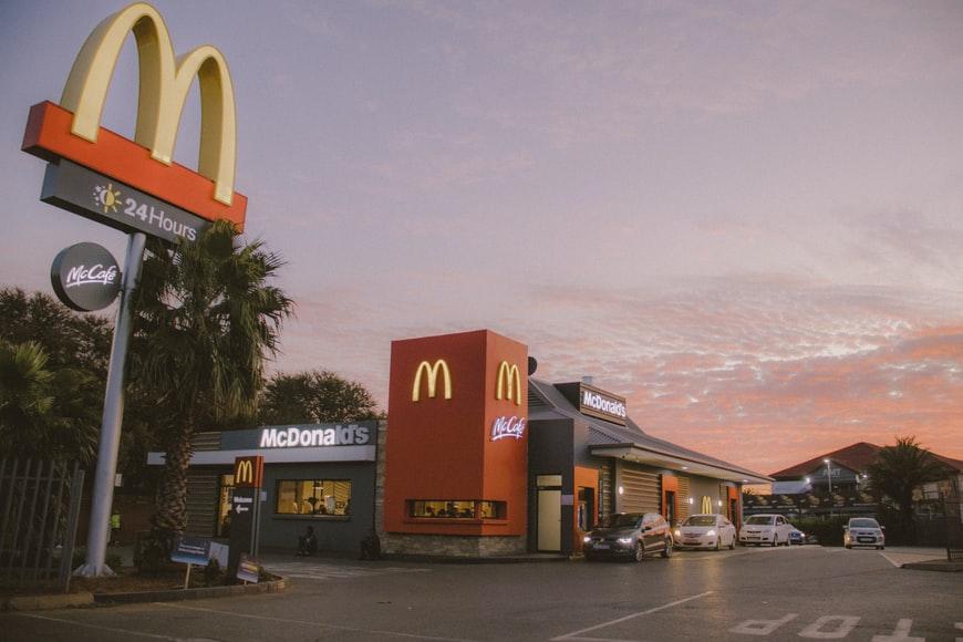 McDonald's eco-friendly toys