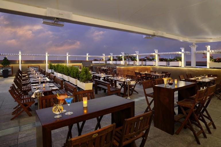 rooftop restaurants in bangalore