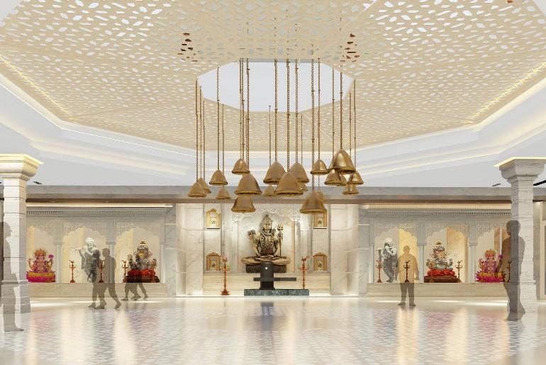 Dubai Second Hindu Temple