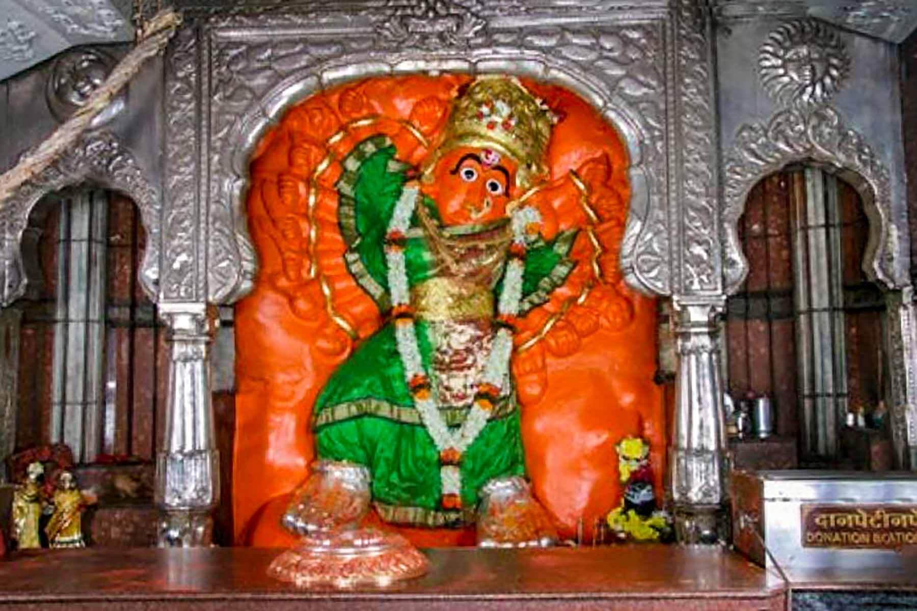 Saptashrungi Devi Temple